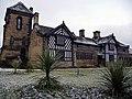 Shibden Hall from the formal terrace garden - geograph.org.uk - 1737353.jpg