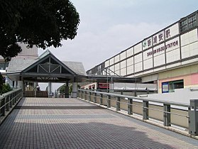 Image illustrative de l'article Gare de Shin-Urayasu