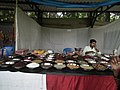 Shop selling from Lalbagh flower show Aug 2013 8674.JPG
