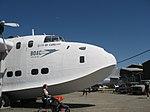 Short Solent, starboard nose (6096994833).jpg