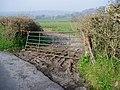 Short cut to Lodge lane - geograph.org.uk - 1397402.jpg