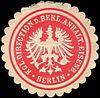 Siegelmarke Königliche Direction der Berlin Anhaltinischen Eisenbahn W0214994.jpg