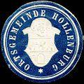 Siegelmarke Ortsgemeinde Hollenburg W0318706.jpg