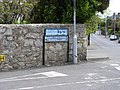 Sign for Atmospheric Road in Dalkey, Co. Dublin - geograph.org.uk - 1310698.jpg