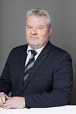 Party leader Sigurður Ingi Jóhannsson