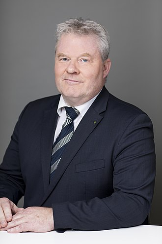 Progressive Party (Iceland) - Image: Sigurður Ingi