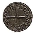 Silver penny of Aethelred II (YORYM 2000 632) reverse.jpg