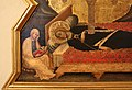 Simone dei crocifissi, sogno della vergine, 1355-90 ca. 03 dal convento del corpus domini a ferrara.jpg