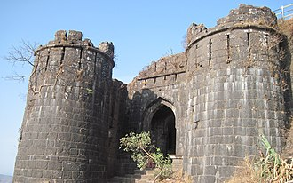 Sinhagad - Sinhgad fort entrance