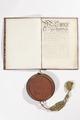 Sköldebrev för Peter Scheffer, 1698 - Skoklosters slott - 98840.tif