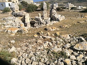 Skorba Temples - Entire Skorba Temple