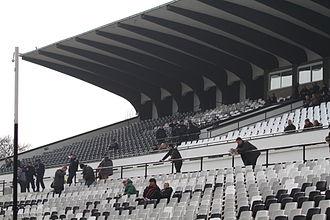PFC Slavia Sofia - Slavia Stadium in 2011