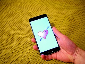 Online dating service - Since the 2010s, Internet dating has become more popular with smartphones.