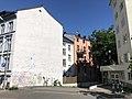 Smug mellom Alnafetgata 1 og Konows gate 8, Oslo.jpg