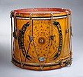 Snare Drum Used by William C. Streetor during the Civil War.jpg