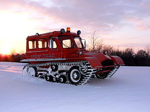 Snowcat - Image: Snow Trac