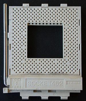 Socket A - Image: Socket 462