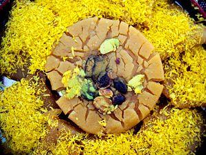 Sohan (confectionery) - Sohan of Qom