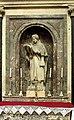 Soissons, cathedral Saint-Gervais-et-Saint-Protais, statue of Saint Protasius.JPG