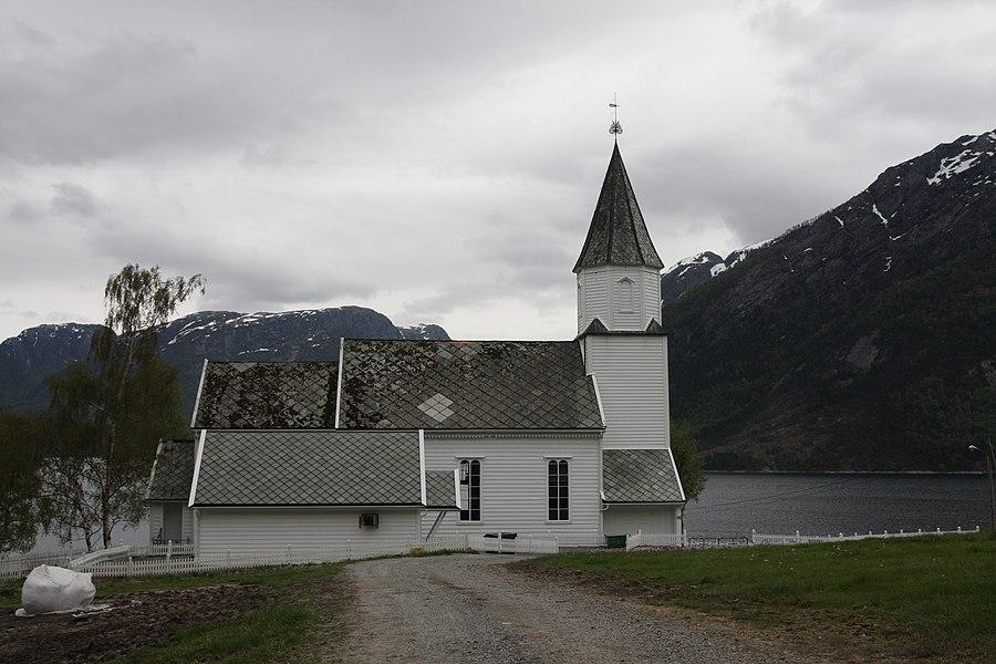 Solheim Church (Masfjorden)