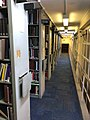 Somerville College Oxford, Library, Upper Extension.jpg