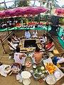 Somvati yag at Veerabhadra Devasthan Vadhav in presence of Balyogi Om Shakti Maharaj. 14.jpg