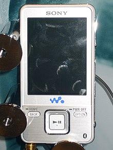 mp3 walkman 2gb nw e005: