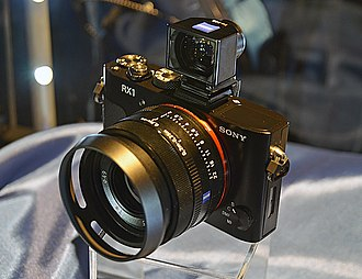 Sony RX - The RX1