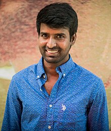 Soori at Marudhu Press Meet.jpg