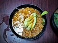 Sopita de fideo (regular), chicken, avocado, corn.jpg