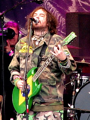 Soulfly - Max Cavalera performing live with Soulfly at Pinkpop Festival in 2006