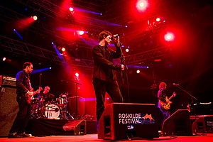 Soulsavers - Soulsavers and Mark Lanegan performing live at the Roskilde Festival, July 2007.