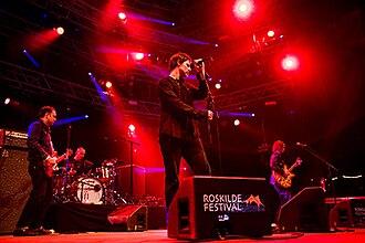 Mark Lanegan - Lanegan along with Soulsavers.