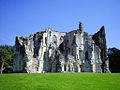 South-facing view of Old Wardour Castle.jpg