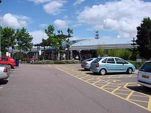 South Mimms services - Image: South Mimms Services