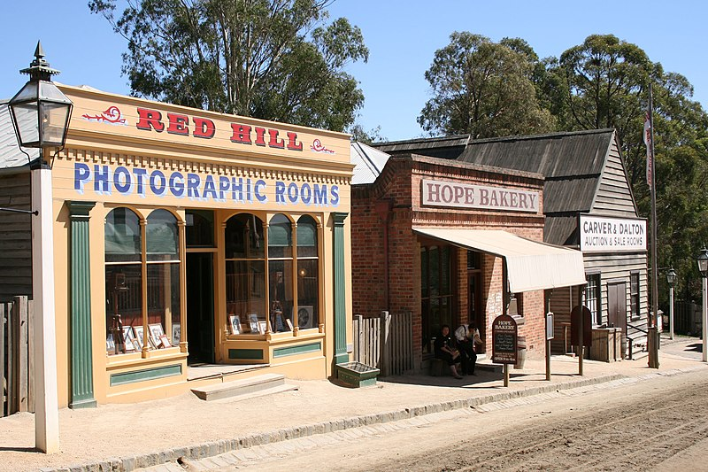File:Sovereign Hill - Main Street shops 10-12.jpg
