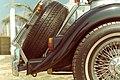 Spare tyre behind a vehicle.jpg