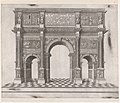 Speculum Romanae Magnificentiae- Arch of Constantine MET DP870274.jpg