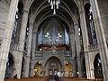 Speyer Gedächtniskirche Innen Orgelempore.JPG