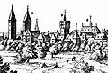 Speyer St Jakob Marxtor Barfuesserkloster Merian.jpg