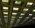 Sportivnaya metrostation Hall ceiling.jpg