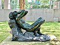 Spring Awakening, sculpture by Harold Parker at QAG Brisbane 02.jpg