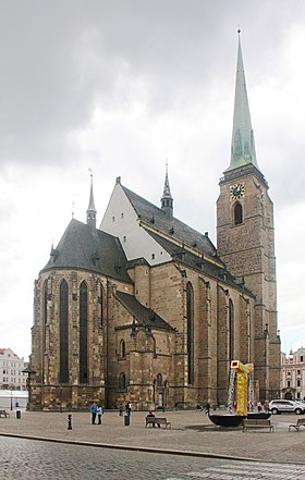 Image illustrative de l'article Cathédrale Saint-Barthélemy de Pilsen