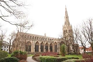 Church of St Mary Magdalene, Newark-on-Trent Church in Nottinghamshire, England