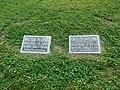 St. John's Lutheran Cemetery small headstone pair.jpg