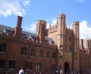 St John's College cover