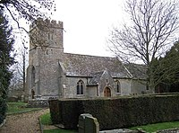 St. Mary's Church, Buscot - geograph.org.uk - 341334.jpg