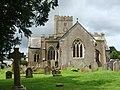 St. Michael's church and churchyard, Ilsington - geograph.org.uk - 1417633.jpg