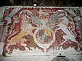 St. Nicholas' church, Teddington - mural - geograph.org.uk - 1499436.jpg