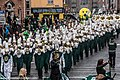 St. Patrick's Day Parade (2013) - Colorado State University Marching Band, Colorado, USA (8566281098).jpg